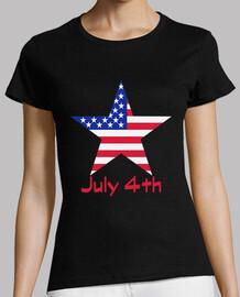 de julio bandera cuarto día de la independencia