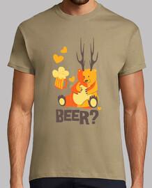 de la bière?