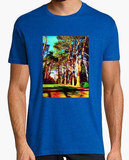 Camiseta de los hombres