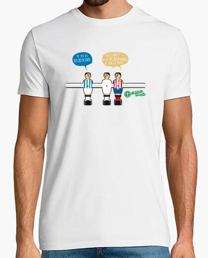 Camiseta De los recreativos de toda la vida