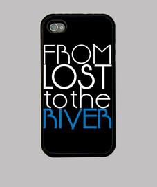de lost de la rivière
