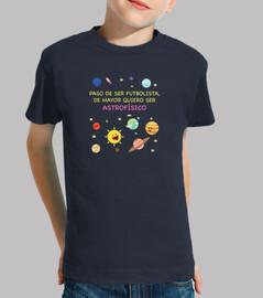 De mayor quiero ser astrofísico