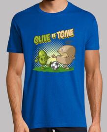 De oliva y volumen