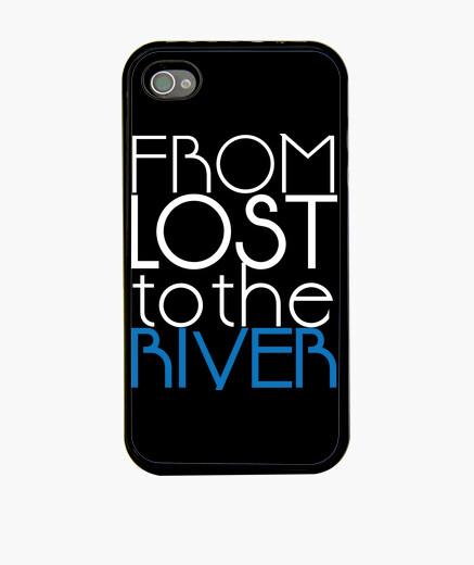 Funda iPhone De perdidos al rio