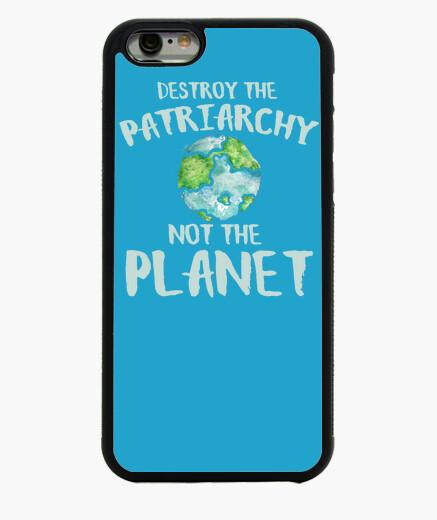 Coque Iphone 6 / 6S détruire le patriarchie not la planète