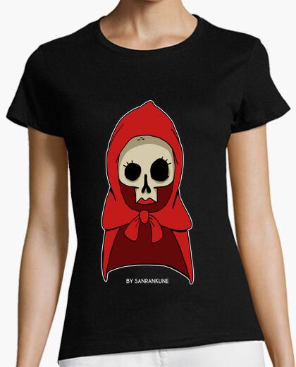 Tee-shirt Dead chaperon rouge