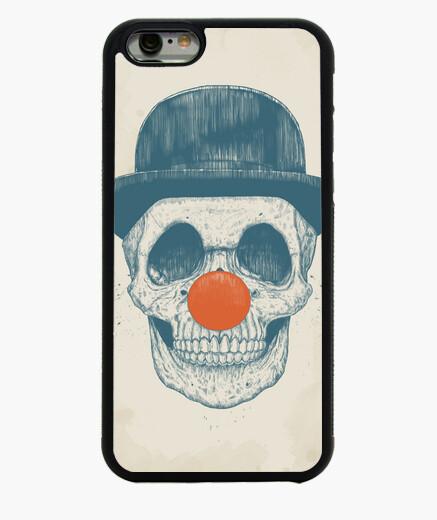 Funda iPhone 6 / 6S Dead clown cuadro