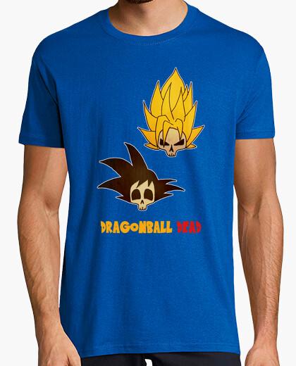 Dead dragon ball t-shirt