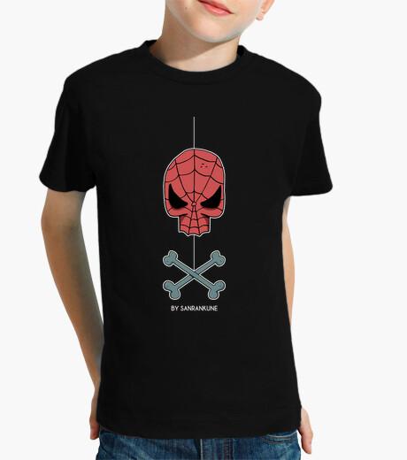 Vêtements enfant Dead Spiderman