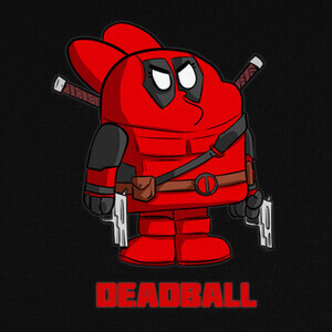 Camisetas DEADBALL