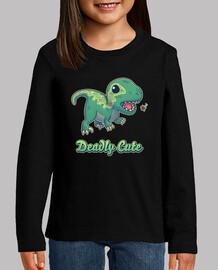 Deadly Cute Raptor