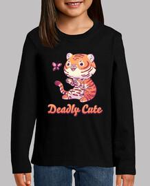 Deadly Cute Tiger