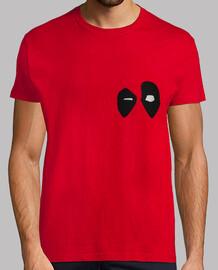 Deadpool, eyes