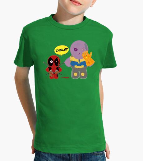 Ropa infantil Deadpool_Infinity
