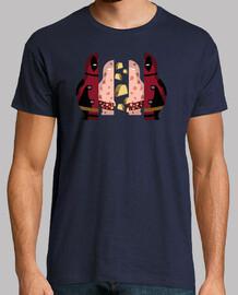 Deadpool Matrioska Tacos