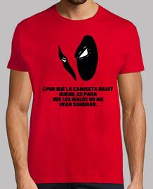 Deadpool Sangre hombre