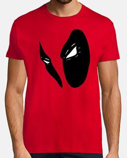 Deadpool Sangre (sin texto) hombre