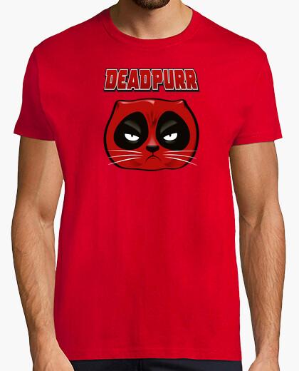 Camiseta Deadpurr