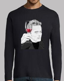 Dean Loves Red Wine - M/L chico