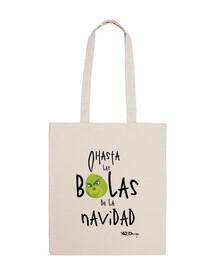 dear christmas cloth bag