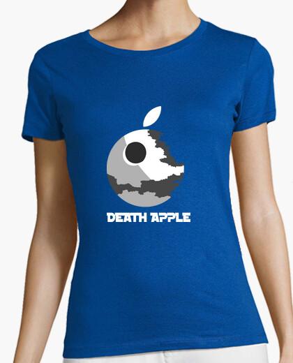 Camiseta death apple