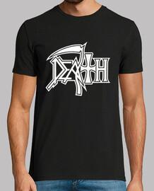 Death Logo Blanco