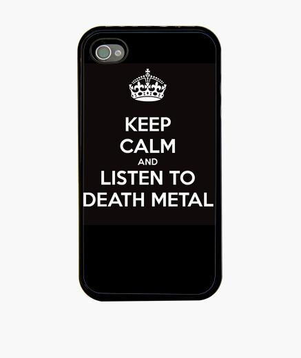 Funda iPhone Death metal