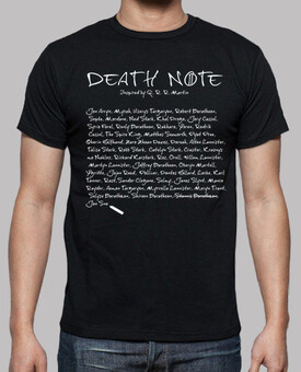 Death note GOT