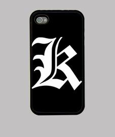 Death Note Kira Negro