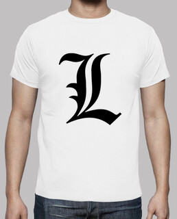 Death Note L negro
