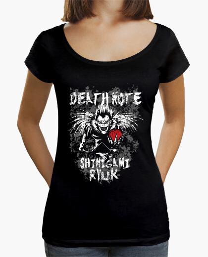 Camiseta death note shinigami ryuuk