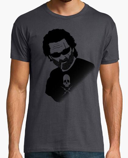 Camiseta Death Proof. Kurt Russell