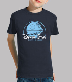 Death star - that's no moon