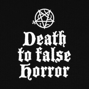 Camisetas Death to False Horror