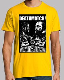 Deathmatch!, Sandor Clegane vs Ser Gregor Clegane