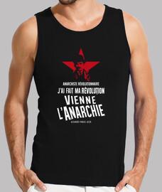 Débardeur Homme - Alexandre Marius Jacob - Anarchiste