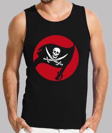 Débardeur Homme - Calico Pirate Flag