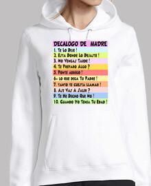 DECALOGO MADRES