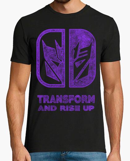 Decepticons swtich (box ed.) t-shirt