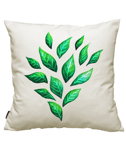 Open Cushion covers nature