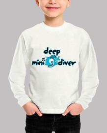 Deep mini diver