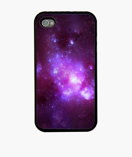 Funda iPhone Deep space nebula