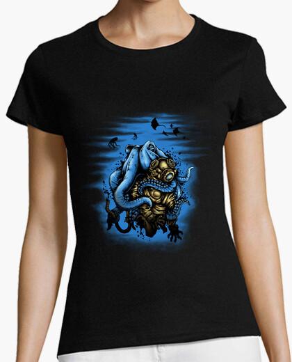 Camiseta Deep Water Mistery