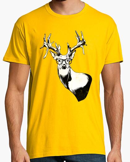 T-shirt deer vita bassa