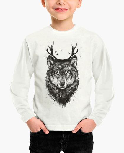 Ropa infantil Deer wolf