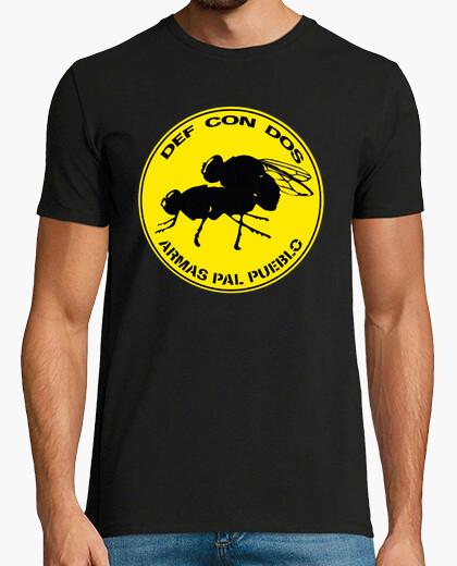 Camiseta Def con Dos - Armas pal pueblo