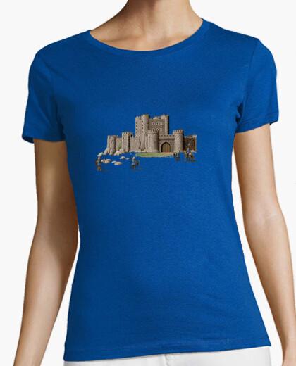 Camiseta Defender of the Crown