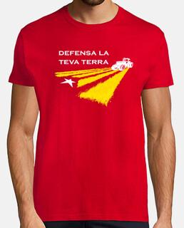 Defensa la teva terra
