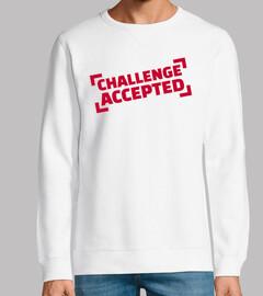 défi accepté