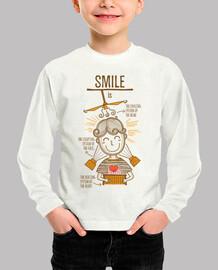 definición de sonrisa